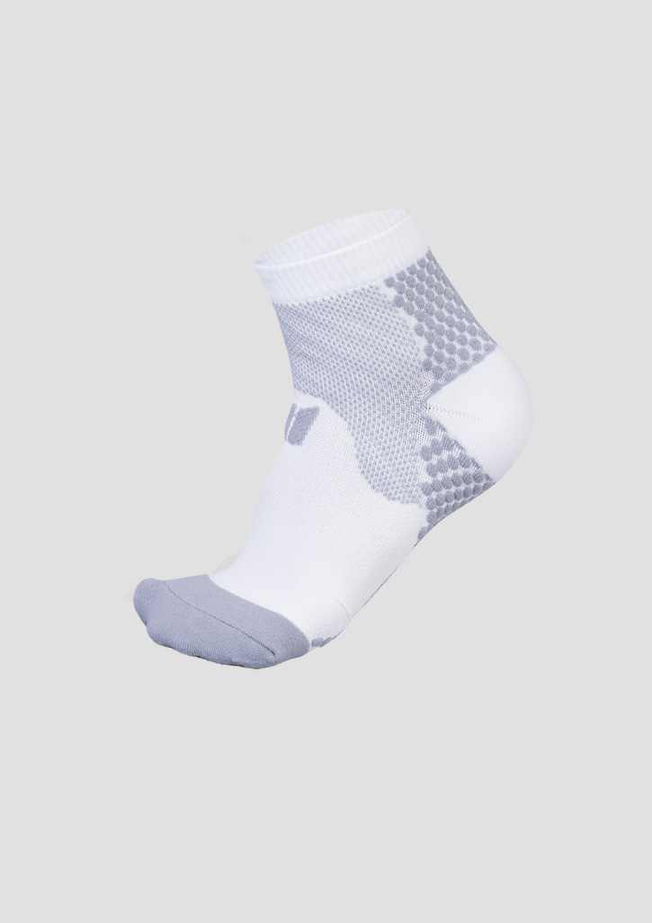 Code Everyday Coolmax Ankle Sock White L