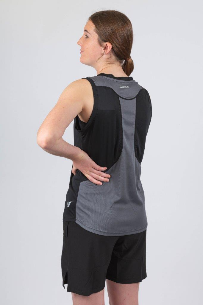 Code Everyday Ladies Training Singlet