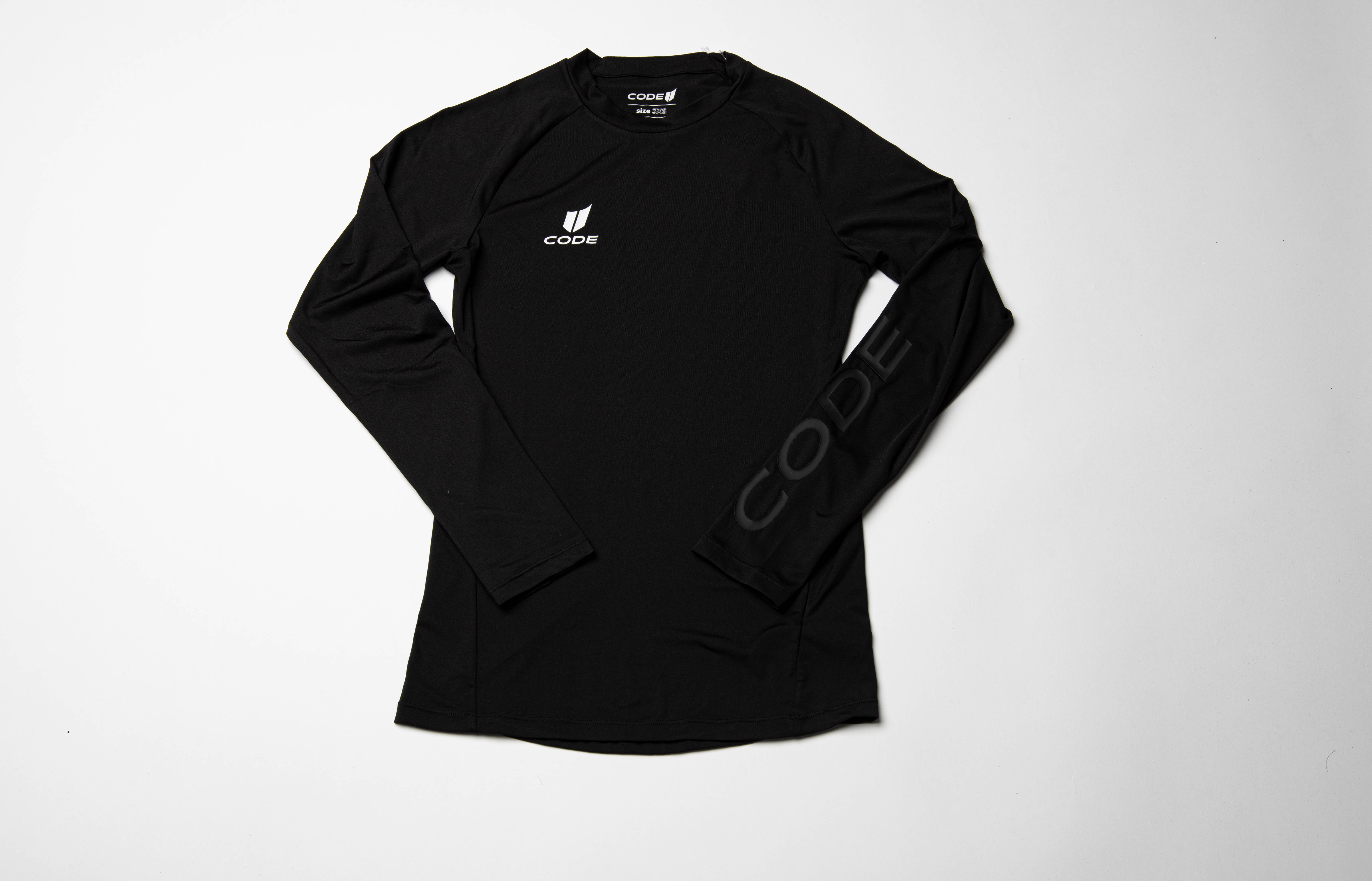 Code Everyday Long Sleeve Tee