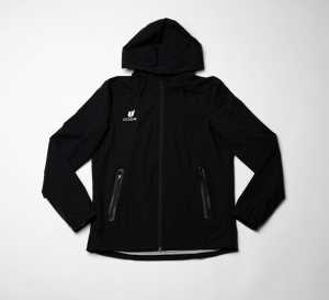 Code Everyday Hooded Track Jacket